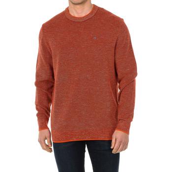 Textil Homem camisolas Napapijri Jersey Laranja