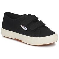 Sapatos Criança Sapatilhas Superga 2750 STRAP Preto