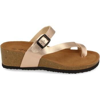 Sapatos Mulher Sandálias Silvian Heach M-28 Champan