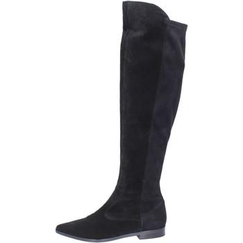 Sapatos Mulher Botas altas Carmens Padova BJ811 Preto