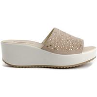 Sapatos Mulher Sandálias Imac 707700 Bege