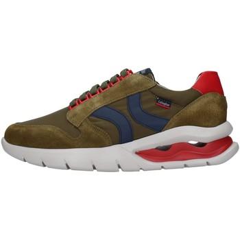 Sapatos Homem Sapatilhas CallagHan 45403 Castanho