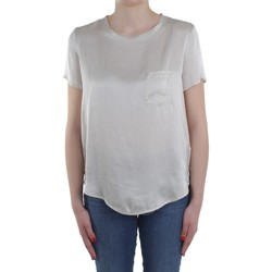 Textil Mulher Tops / Blusas Manila Grace C335SU Bege