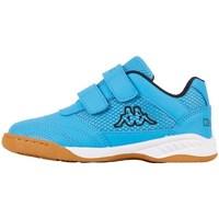 Sapatos Criança Sapatilhas Kappa Kickoff K Azul