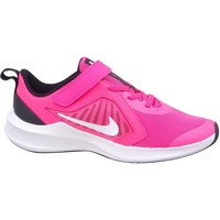 Sapatos Criança Multi-desportos Nike Downshifter 10 Branco, Cor-de-rosa
