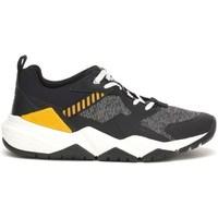 Sapatos Homem Sapatilhas Caterpillar Groundwork Mesh Branco, Amarelo, Grafite