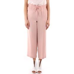 Textil Mulher Calças finas / Sarouels Marella GIADA Rosa
