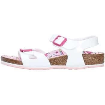 Sapatos Rapariga Sandálias Birkenstock 1018864 Branco