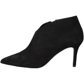 Sapatos Mulher Botas baixas Paolo Mattei 1413 Preto