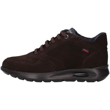 Sapatos Homem Sapatilhas CallagHan 42604 Castanho