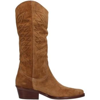 Sapatos Mulher Botas Dakota Boots DKT67 Castanho
