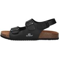 Sapatos Homem Sandálias Superga S11G046 Preto