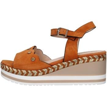 Sapatos Mulher Sandálias Melluso R70740 Bege