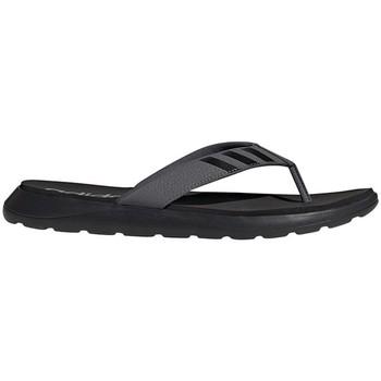 Sapatos Homem Chinelos adidas Originals Comfort Flip Flop Preto, Grafite