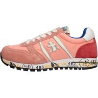 Sapatos Rapariga Sapatilhas Premiata - Sneaker rosa 12-38004 ROSA