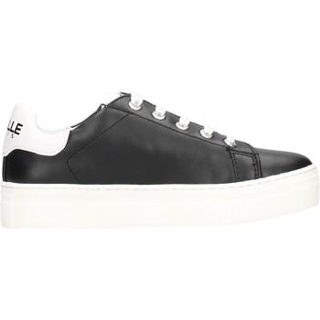 Sapatos Rapaz Sapatilhas GaËlle Paris - Sneaker nero G-601 NERO
