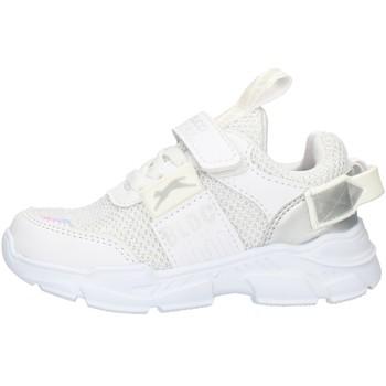 Sapatos Rapariga Sapatilhas Balducci BS2241 Branco