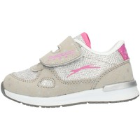 Sapatos Rapariga Sapatilhas Balducci BS2562 Cinza