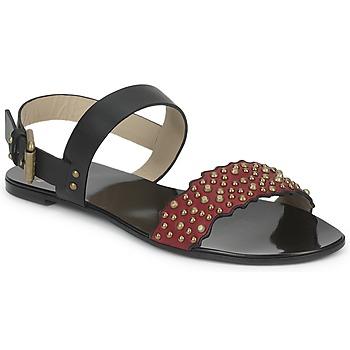 Sapatos Mulher Sandálias Etro SANDALE 3743 Preto