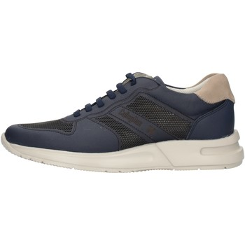 Sapatos Homem Sapatilhas CallagHan 91314 Azul