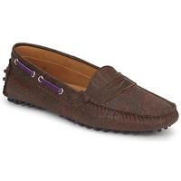 Sapatos Mulher Mocassins Etro MOCASSIN 3706 Violeta