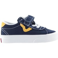 Sapatos Rapaz Sapatilhas Vans  Azul