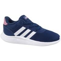 Sapatos Criança Sapatos & Richelieu adidas Originals Lite Racer 20 Azul marinho