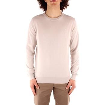 Textil Homem camisolas Trussardi 52M00477 0F000668 Branco
