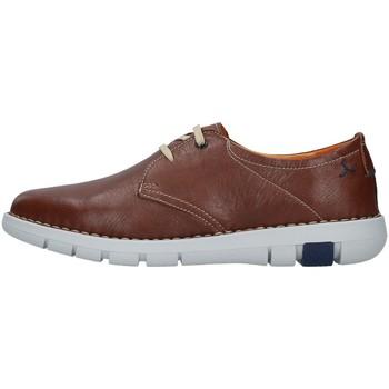 Sapatos Homem Sapatos Melluso U41000 Castanho