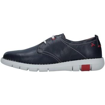 Sapatos Homem Sapatos Melluso U41000 Azul