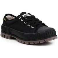 Sapatos Homem Sapatilhas Palladium Manufacture Pallashock OG Preto