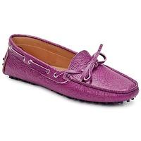 Sapatos Mulher Sapato de vela Etro MOCASSIN 3773 Violeta