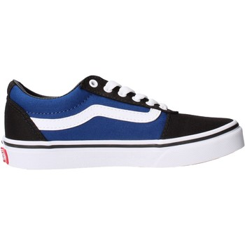 Sapatos Rapaz Sapatilhas Vans - Yt ward nero/blu VN0A38J959M1 NERO-BLU
