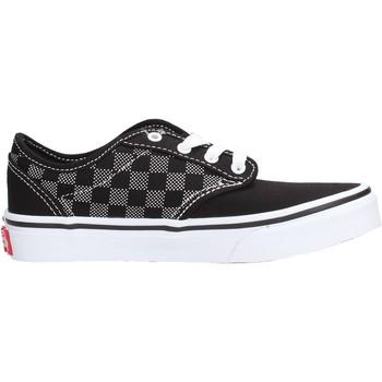 Sapatos Rapaz Sapatilhas Vans - Yt atwood nero/bco VN000KI537L1 NERO