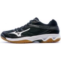Sapatos Homem Desportos indoor Mizuno  Preto