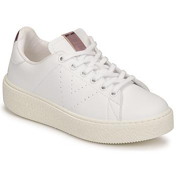 Sapatos Criança Sapatilhas Victoria Tribu Branco