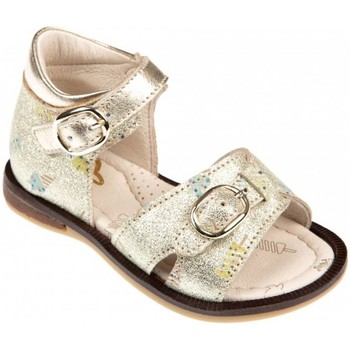 Sapatos Rapariga Sandálias Stones and Bones 4153 DALF Amarelo