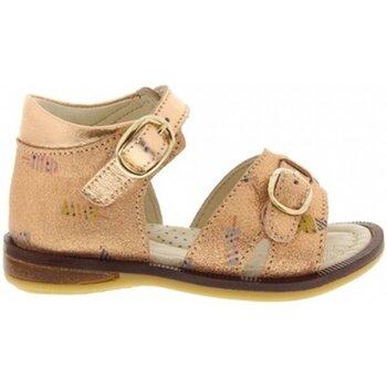 Sapatos Rapariga Sandálias Stones and Bones 4153 DALF Rosa