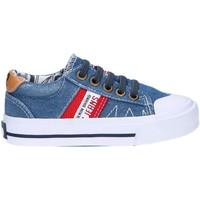 Sapatos Criança Sapatilhas Lois 60141 Azul