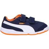 Sapatos Criança Multi-desportos Puma 192525 STEPFLEEX 2 MESH VE V Azul