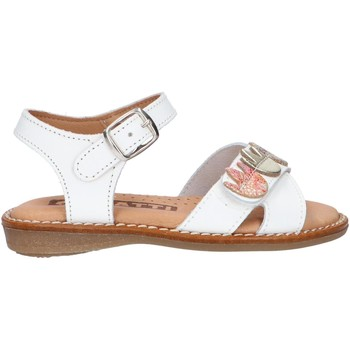 Sapatos Rapariga Sandálias Garatti AN0098 Blanco