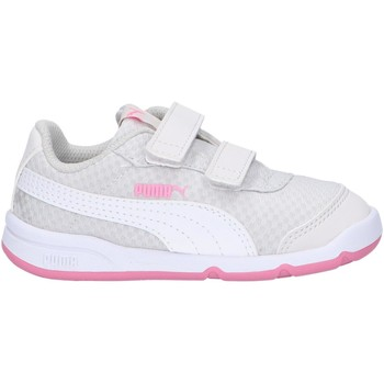 Sapatos Criança Multi-desportos Puma 192525 STEPFLEEX 2 MESH VE V Blanco