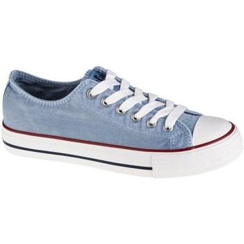 Sapatos Mulher Sapatilhas Lee Cooper LCW21310308L Azul