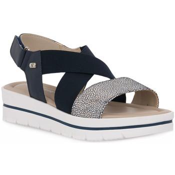 Sapatos Mulher Sandálias Valleverde BLU SANDALO Blu