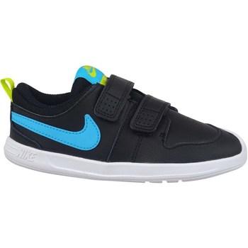 Sapatos Rapaz Sapatilhas Nike Pico 5 Tdv Preto