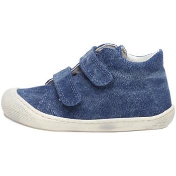 Sapatos Criança Sapatilhas de cano-alto Naturino 2012904 54 Azul
