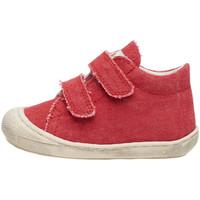 Sapatos Criança Sapatilhas de cano-alto Naturino 2012904 54 Vermelho