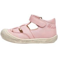 Sapatos Criança Sandálias Naturino 2013292 04 Rosa