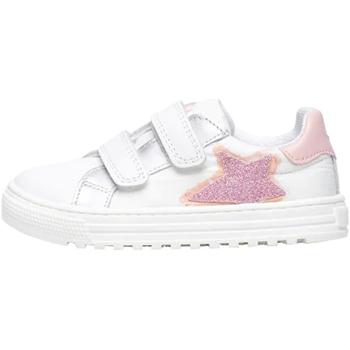Sapatos Criança Sapatilhas Naturino 2015163 01 Branco