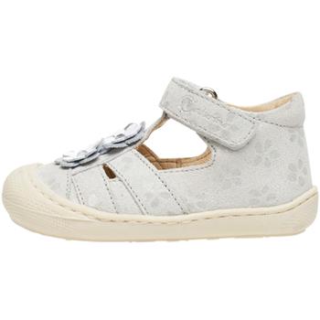 Sapatos Rapariga Sandálias Naturino 2013458 09 Cinzento